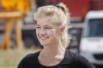 """Iwona Blecharczyk """"Trucking Girl"""""""