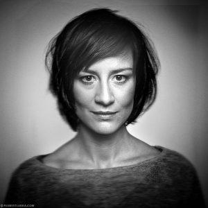 Maja Ostaszewska portret