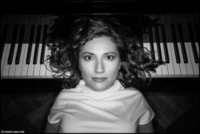 Emilia Sitarz dla Ruchu Muzycznego