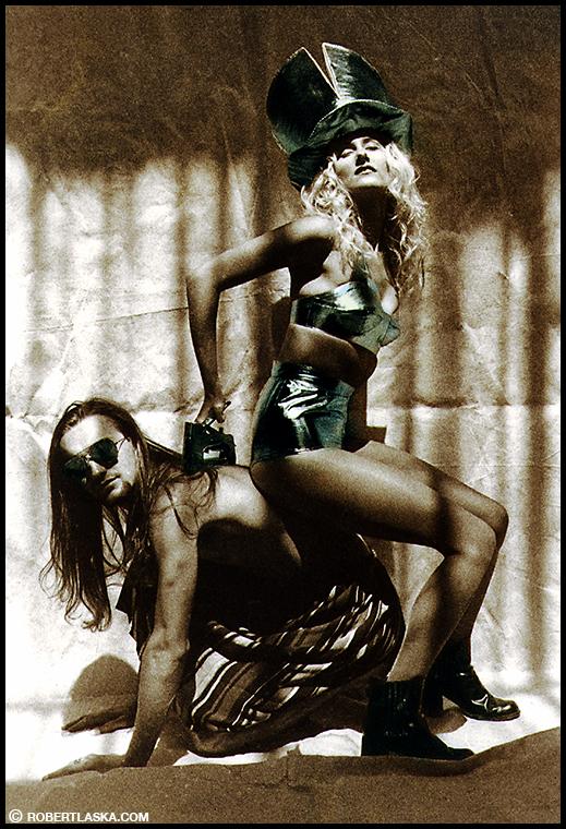 Klara i Maciej/ Fabryka 1995